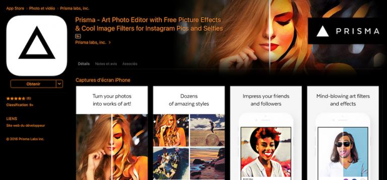 prisma_App_Store